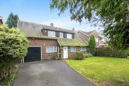 4 Bedrooms House for sale in Brookfield Drive, Holmes Chapel, Crewe, Cheshire