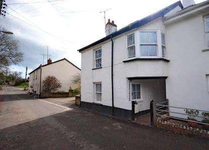 4 Bedrooms End Of Terrace House for sale in East Budleigh, Budleigh Salterton, Devon