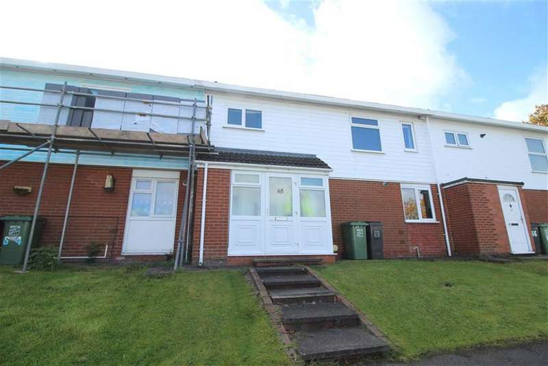 3 Bedrooms Property for sale in Flyford Close, Lodge Park, Redditch, Worcestershire, B98
