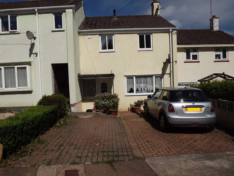 3 Bedrooms Terraced House for sale in Raleigh Avenue, Chelston, Torquay