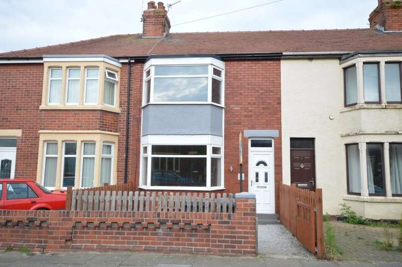 2 Bedrooms Terraced House for sale in Quernmore Avenue, Marton