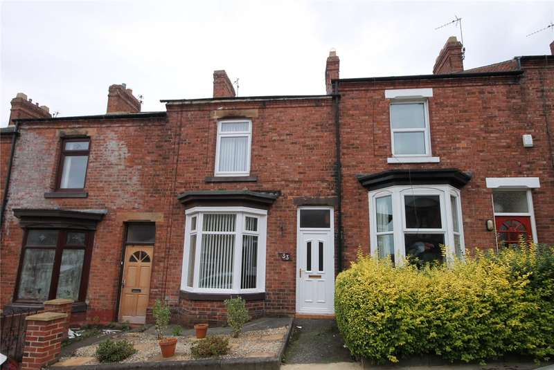 2 Bedrooms Terraced House for sale in Durham Street, Bishop Auckland, Co Durham, DL14