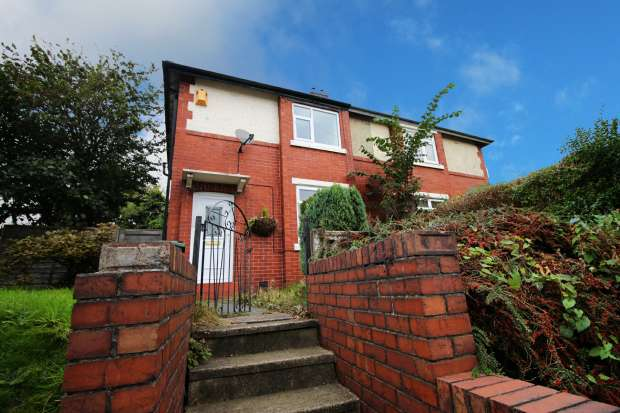 2 Bedrooms Semi Detached House for sale in Yew Tree Lane, Dukinfield, Cheshire, SK16 5BJ