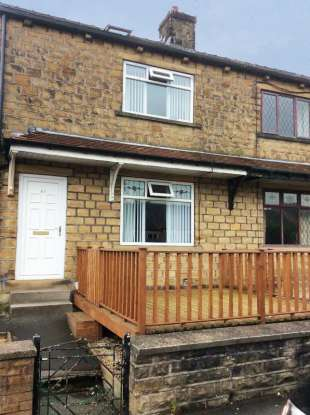 3 Bedrooms Terraced House for sale in Green Lane, Halifax, West Yorkshire, HX4 8BN