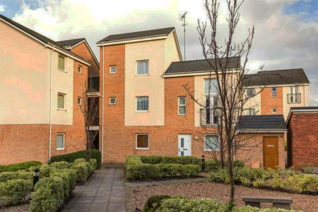 2 Bedrooms Apartment Flat for sale in Clog Mill Gardens, Holmes Lane, North Yorkshire, YO8 3EH
