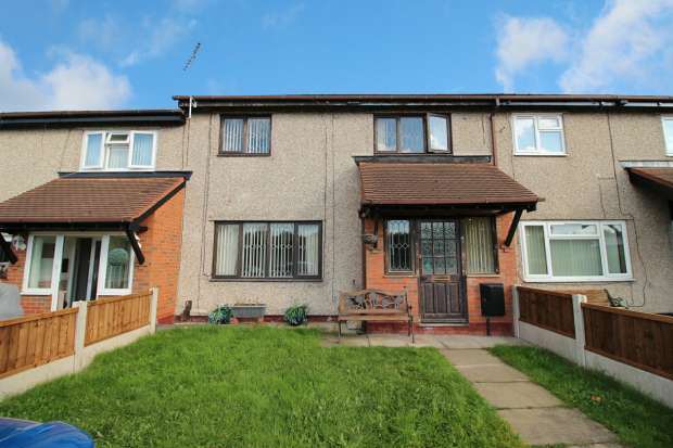 3 Bedrooms Terraced House for sale in Broadfield Close, Prenton, Merseyside, CH43 7ZY