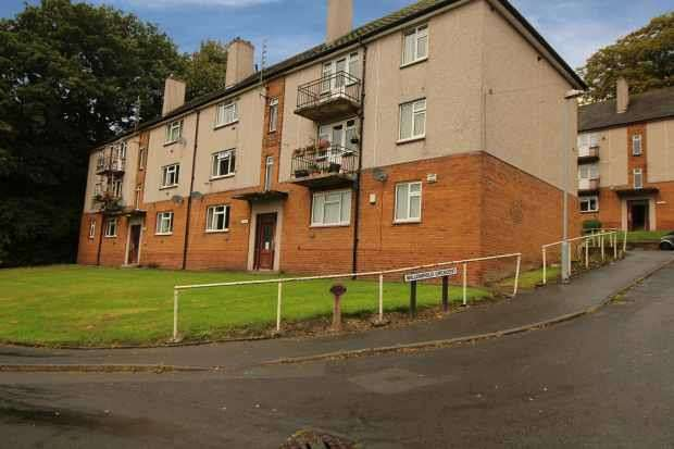 2 Bedrooms Apartment Flat for sale in Willowfield Crescent, Halifax, West Yorkshire, HX2 7JW