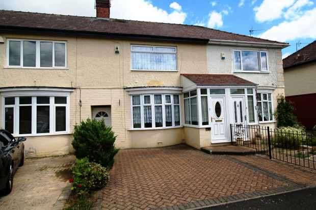 3 Bedrooms Terraced House for sale in Craigweil Crescent, Stockton-On-Tees, Cleveland, TS19 0DU