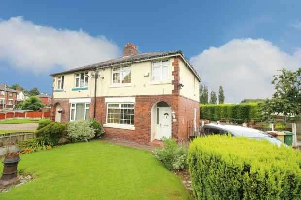 3 Bedrooms Semi Detached House for sale in Lavender Road, Bolton, Lancashire, BL4 0EB