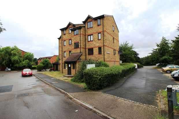 2 Bedrooms Ground Flat for sale in Connell Court, London, Greater London, SE14 5RZ