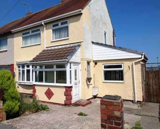 3 Bedrooms Semi Detached House for sale in Evesham Road, Seaham, Durham, SR7 8DH