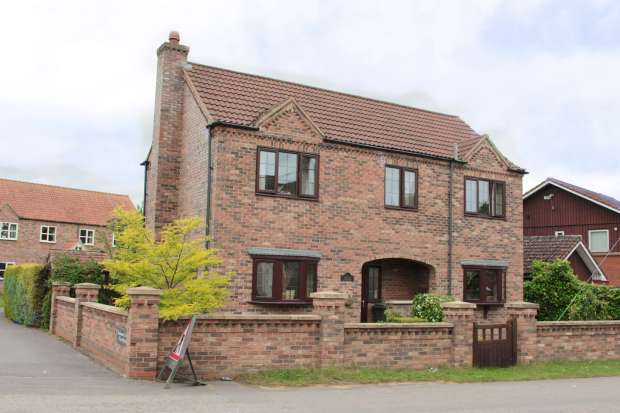 4 Bedrooms Detached House for sale in Dickinson Close, Brigg, Lincolnshire, DN20 9SQ