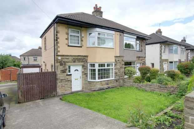 3 Bedrooms Semi Detached House for sale in Leeds Road, Bradford, West Yorkshire, BD2 3BA