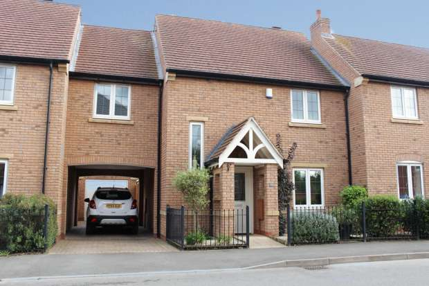 3 Bedrooms Detached House for sale in Highland Drive, Loughborough, Leicestershire, LE11 2HT