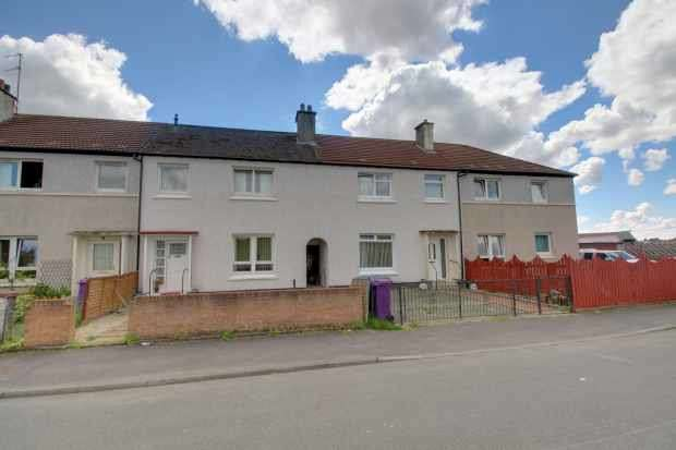3 Bedrooms Terraced House for sale in Scalpay Street,, Glasgow, Lanarkshire, G22 7DD
