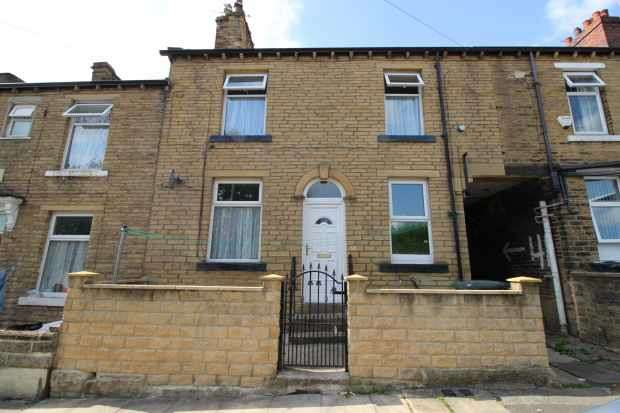 2 Bedrooms Terraced House for sale in Washington Street, Bradford, West Yorkshire, BD8 9QN