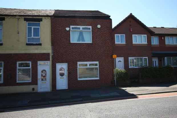 2 Bedrooms Terraced House for sale in Glynnes Street, Bolton, Lancashire, BL4 7DN