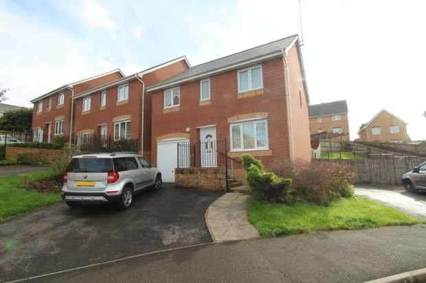4 Bedrooms Detached House for sale in Gelli Deg, Swansea, West Glamorgan, SA5 4PB