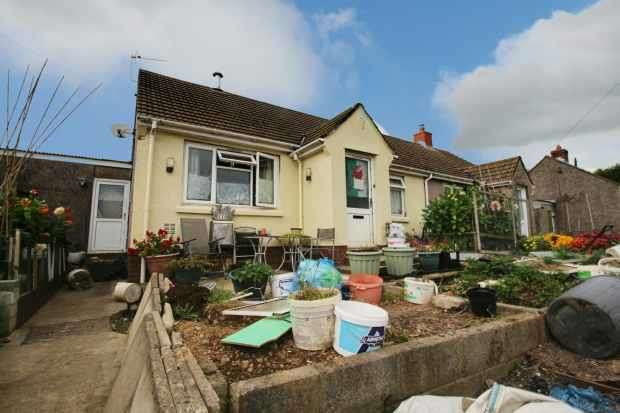 2 Bedrooms Semi Detached House for sale in Maesglas, Llanelli, Carmarthenshire, SA15 5SH