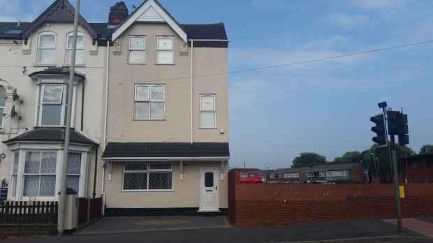 5 Bedrooms Property for sale in Wellington Road, Dudley, West Midlands, DY1 1RB