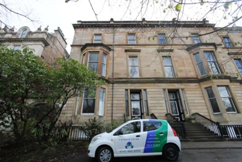 1 Bedroom Flat for rent in Crown Gardens, Dowanhill, Glasgow