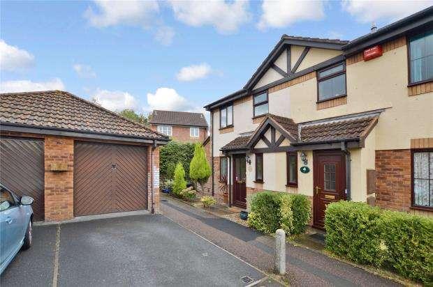 3 Bedrooms Semi Detached House for sale in Belmont Close, Kingsteignton, Newton Abbot, Devon