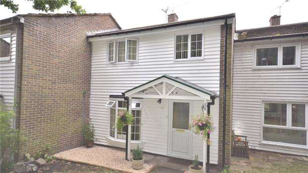 3 Bedrooms Terraced House for sale in Ripplesmere, Bracknell, Berkshire