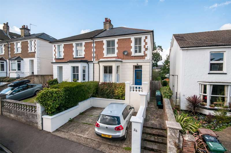 2 Bedrooms Flat for sale in Ridgeway Road, Redhill, Surrey, RH1
