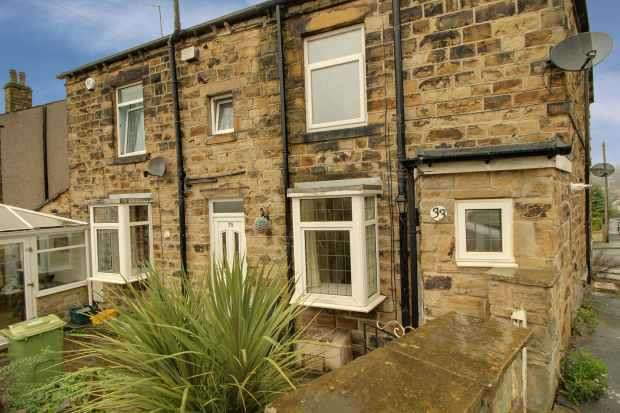 1 Bedroom Terraced House for sale in Upper Batley Lane, Batley, West Yorkshire, WF17 0NL