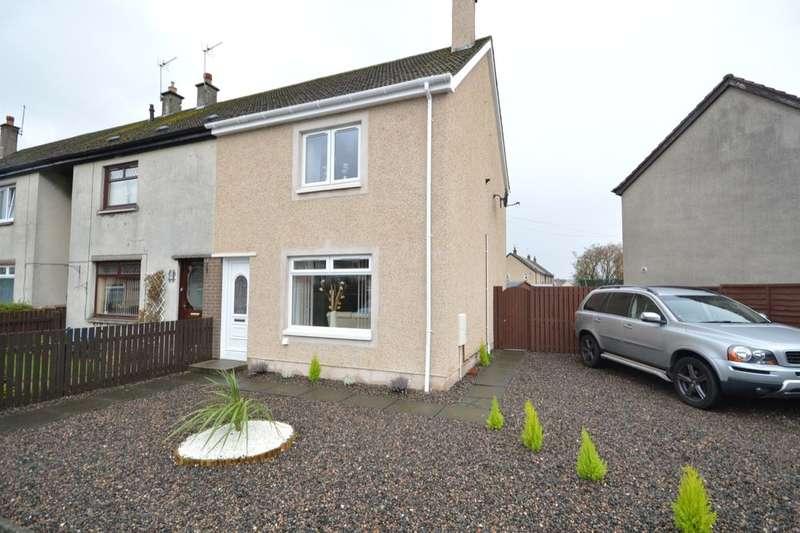 2 Bedrooms Property for sale in Burnlea Terrace, Kinglassie, Lochgelly, KY5