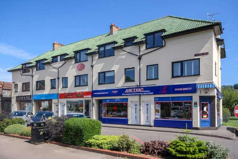 3 Bedrooms Duplex Flat for sale in London Road, Berkhamsted
