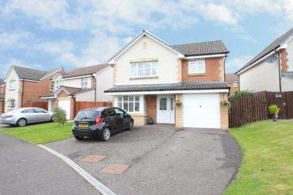 4 Bedrooms Detached House for sale in Glen Shee Gardens, Carluke
