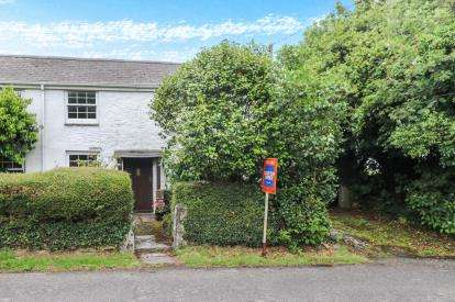 2 Bedrooms Semi Detached House for sale in No Mans Land, Lostwithiel, Cornwall