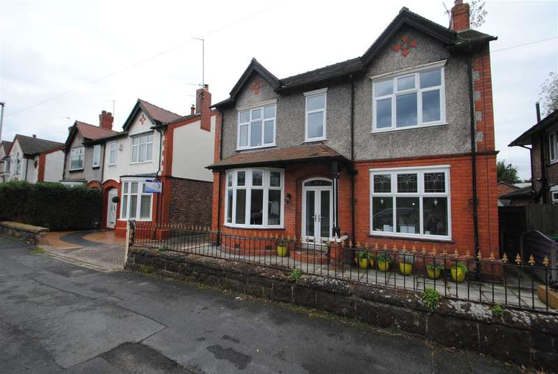 4 Bedrooms Property for sale in Thelwall New Road, Grappenhall, Warrington