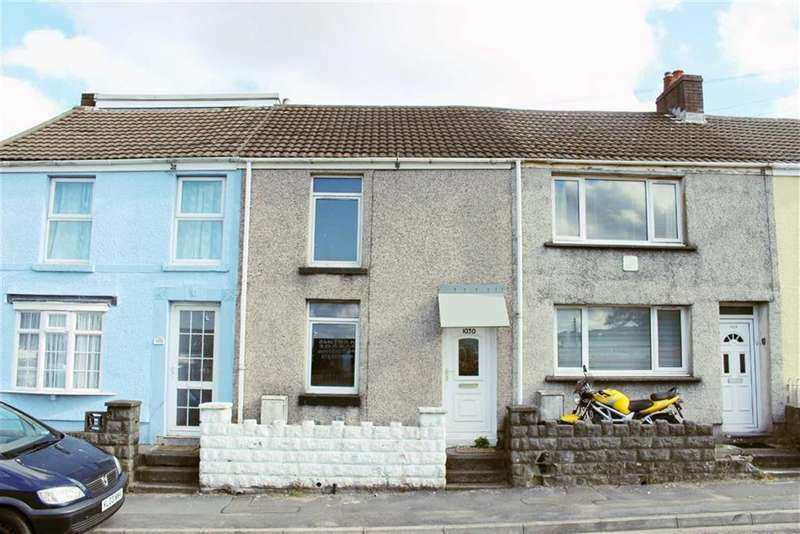 2 Bedrooms Property for sale in Carmarthen Road, Fforestfach