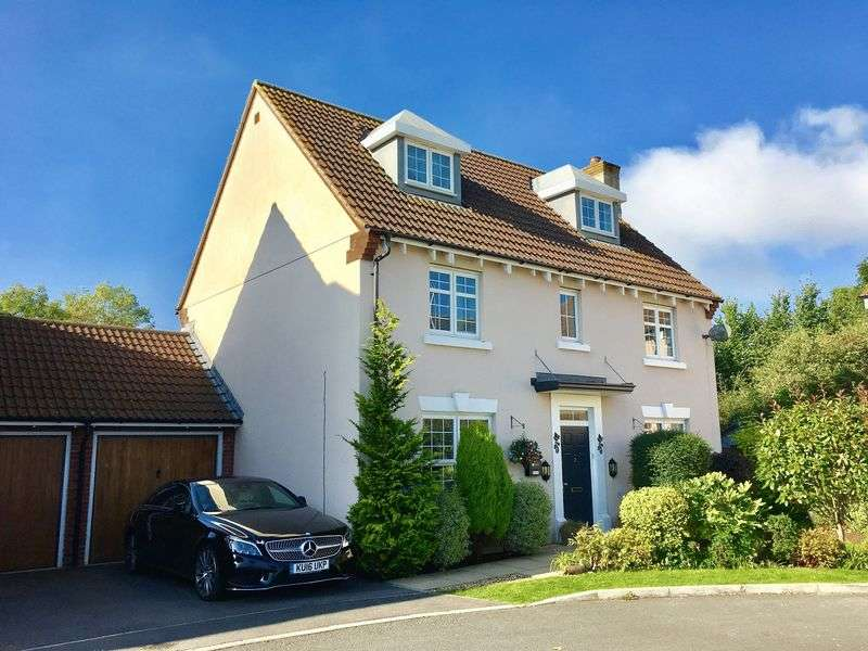 4 Bedrooms Detached House for sale in Meadow Place, St. Georges, Weston-Super-Mare