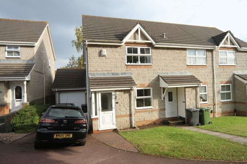2 Bedrooms House for sale in Headington Close, Hanham, Bristol