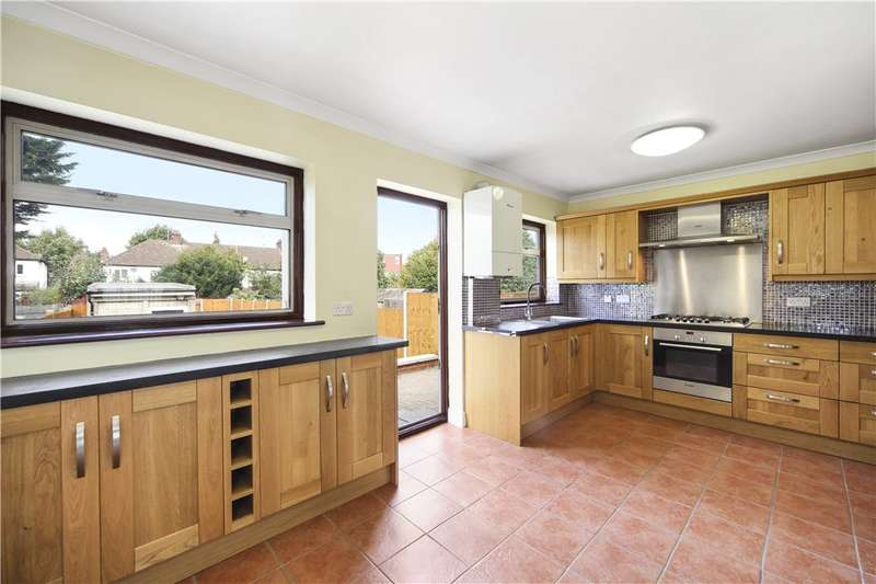 4 Bedrooms Terraced House for sale in Huxley Gardens, London, NW10