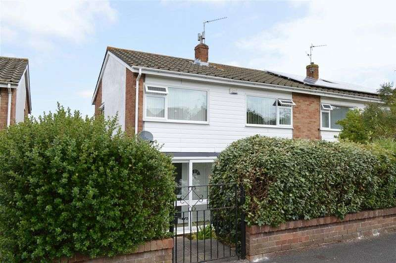 3 Bedrooms Semi Detached House for sale in Worlebury, Weston-Super-Mare