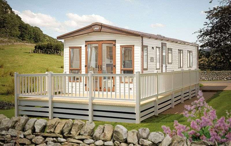 2 Bedrooms Bungalow for sale in Ambleside Lodge, Hornsea