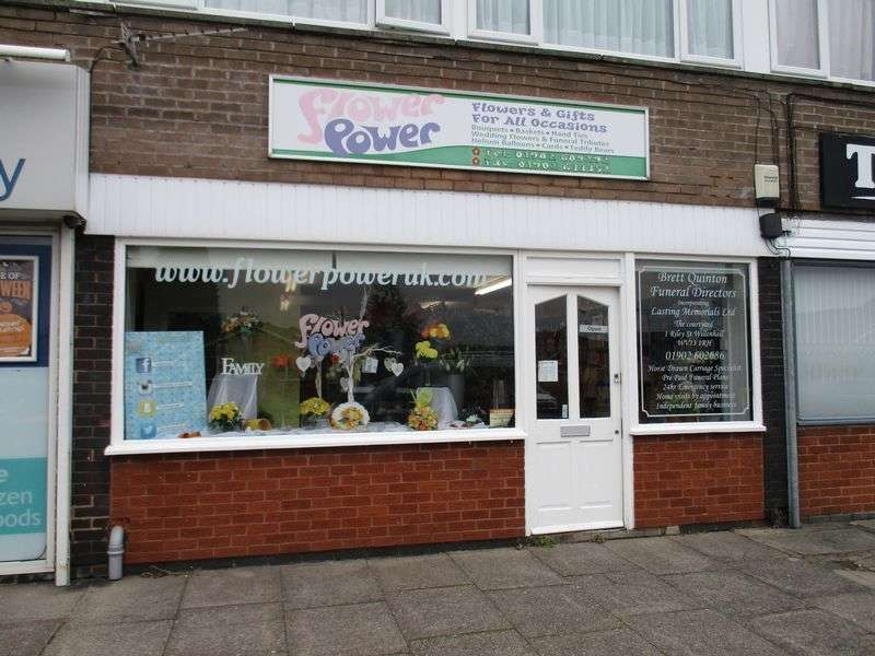 Property for sale in Excellent leasehold florists