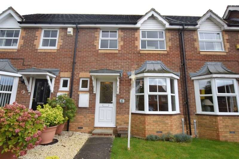 3 Bedrooms Terraced House for sale in Werner Court, Aylesbury