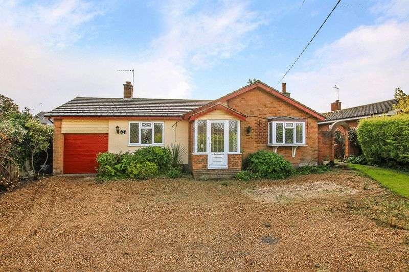 4 Bedrooms Detached Bungalow for sale in Cheddington