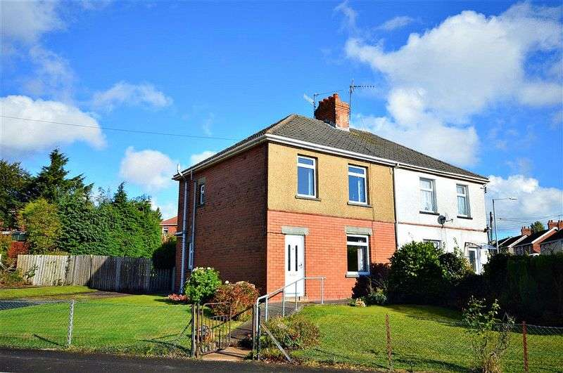 3 Bedrooms Semi Detached House for sale in Cocker Avenue, Cwmbran