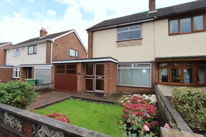 2 Bedrooms Semi Detached House for sale in Heath Acres, Wednesbury, WS10