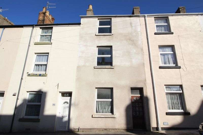 3 Bedrooms Terraced House for sale in Trafalgar Road, Scarborough