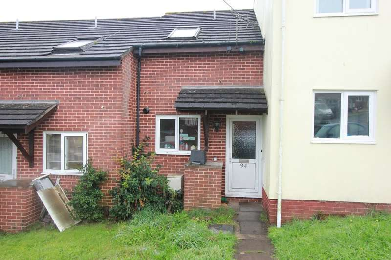 1 Bedroom Terraced House for sale in Glebeland Way, Shiphay