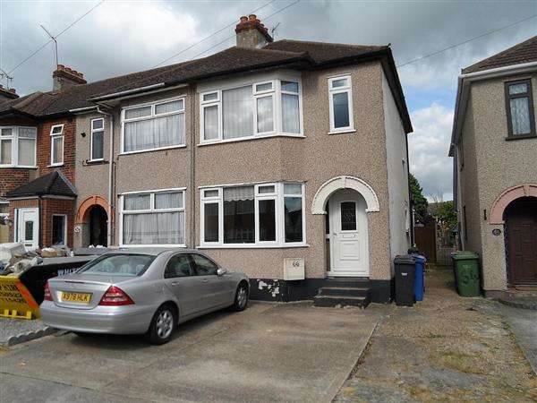 3 Bedrooms End Of Terrace House for sale in Grange Road, Aveley