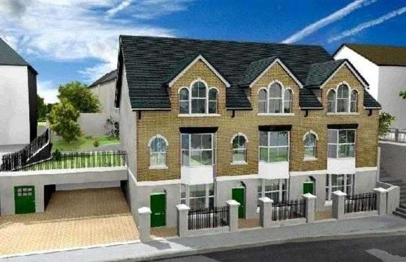 Land Commercial for sale in Development At The Vale, Broadstairs