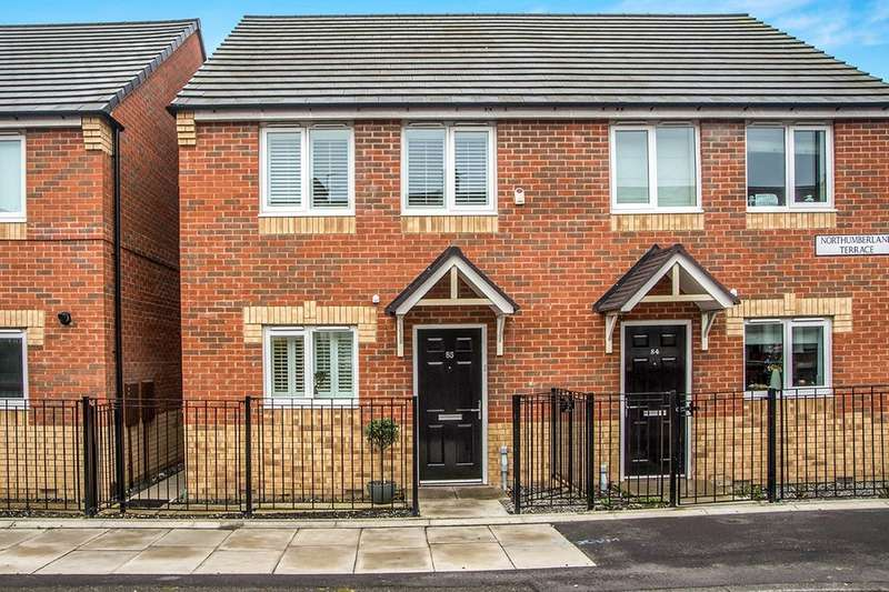 3 Bedrooms Semi Detached House for sale in Northumberland Terrace, Wallsend, NE28